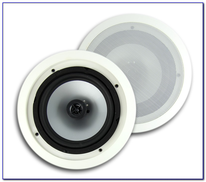 Installing Surround Speakers In Ceiling