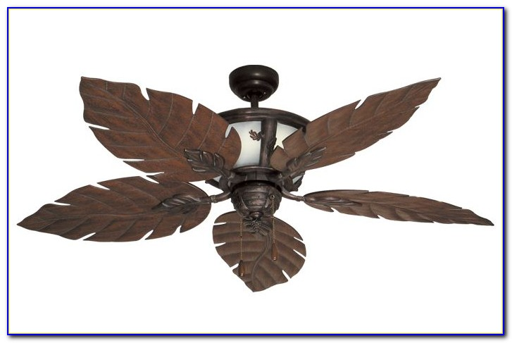 Leaf Shaped Ceiling Fan Blades
