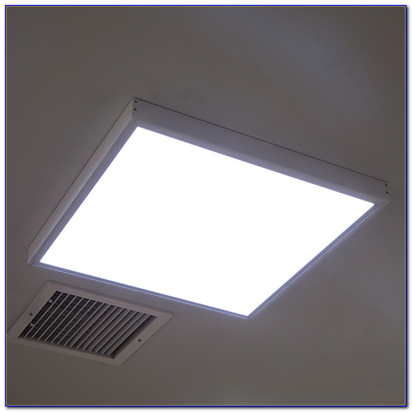 Led Ceiling Tile Lights