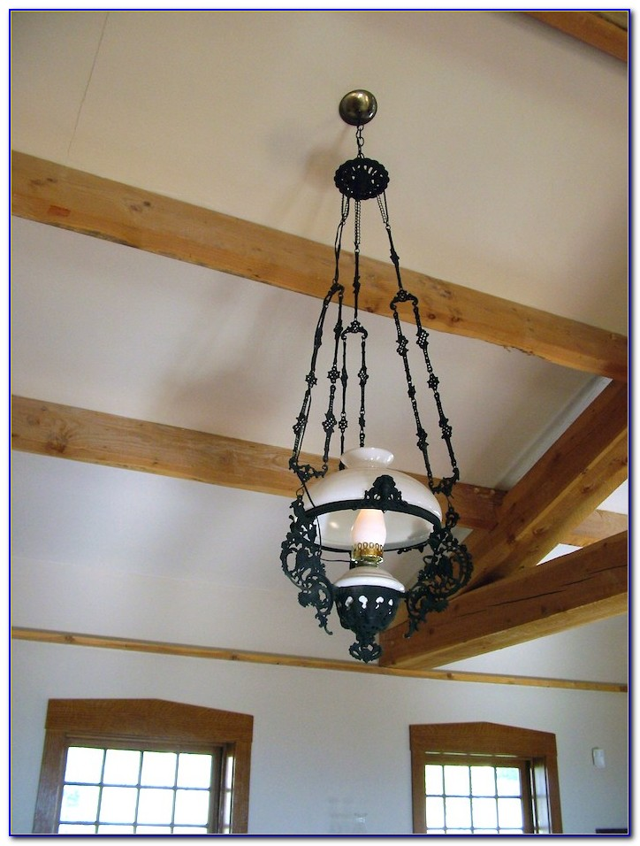 Light Fixtures For Slanted Ceilings
