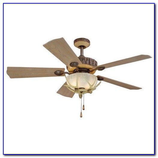 Lodge Ceiling Fans With Lights