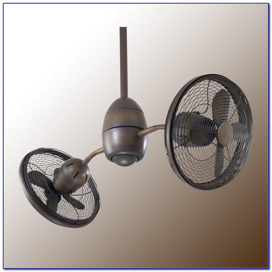 Minka Aire Gyro Dual Ceiling Fan