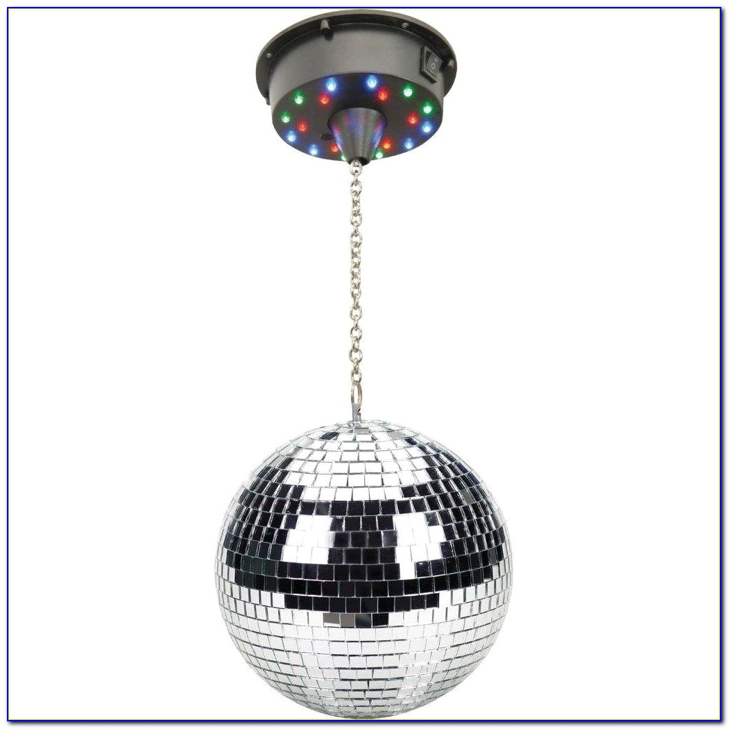 Mirror Ball Ceiling Light