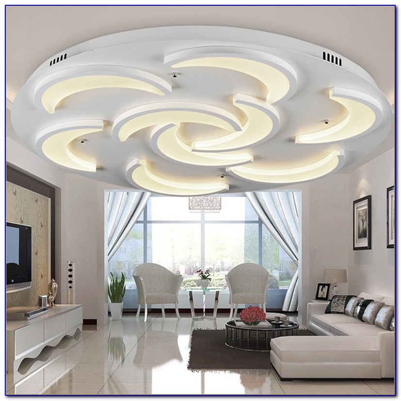Modern Ceiling Lights Living Room India