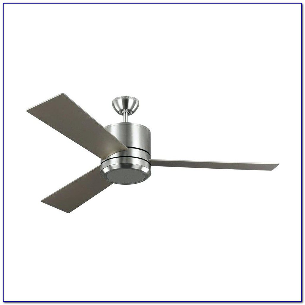 Monte Carlo 5di44bsd Discus Ii Ceiling Fan 44 Brushed Steel