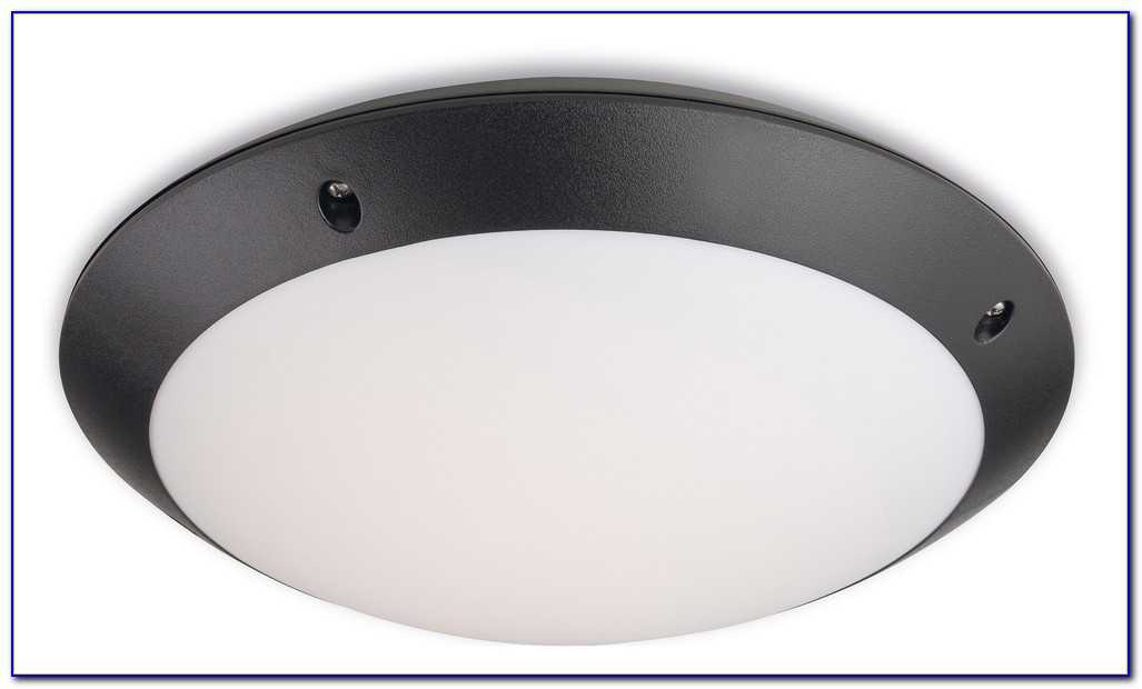 Motion Detector Ceiling Light Fixture