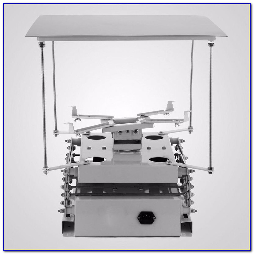 Motorized Rotating Projector Ceiling Mount