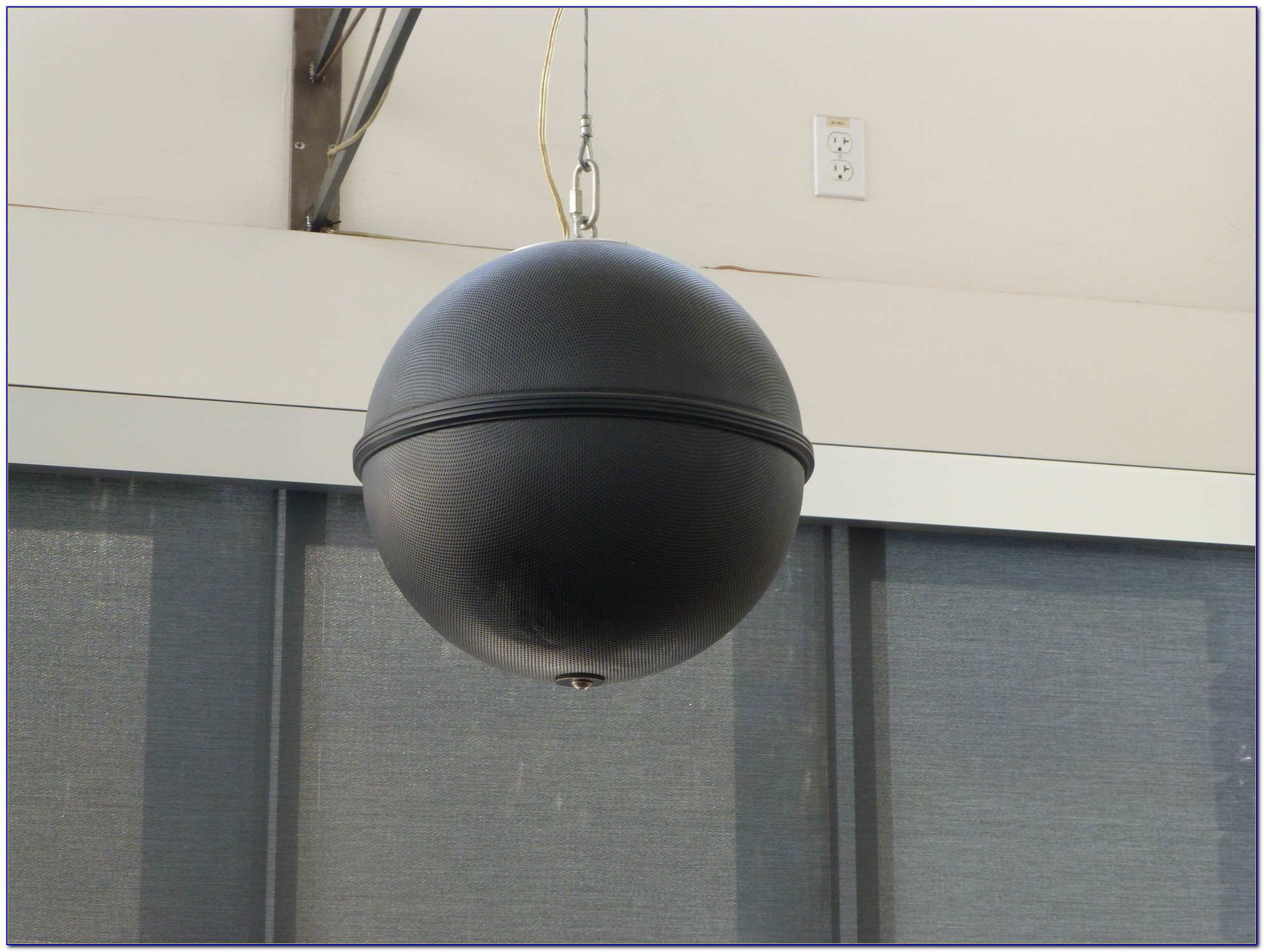Mounting Surround Speakers From Ceiling