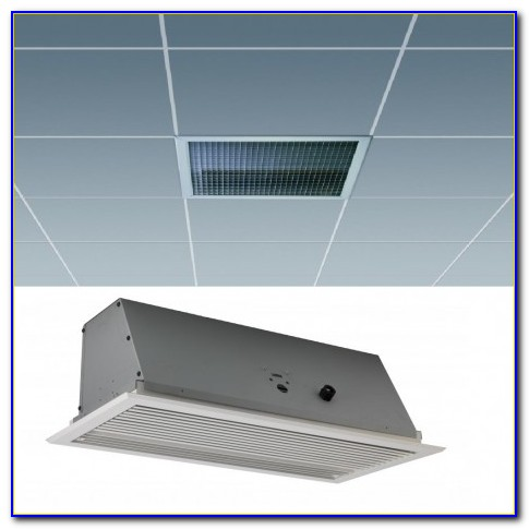 Natural Gas Ceiling Heaters