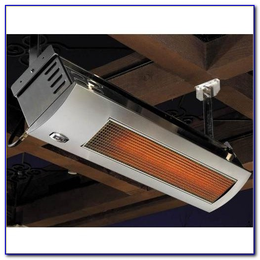 Natural Gas Garage Ceiling Heaters