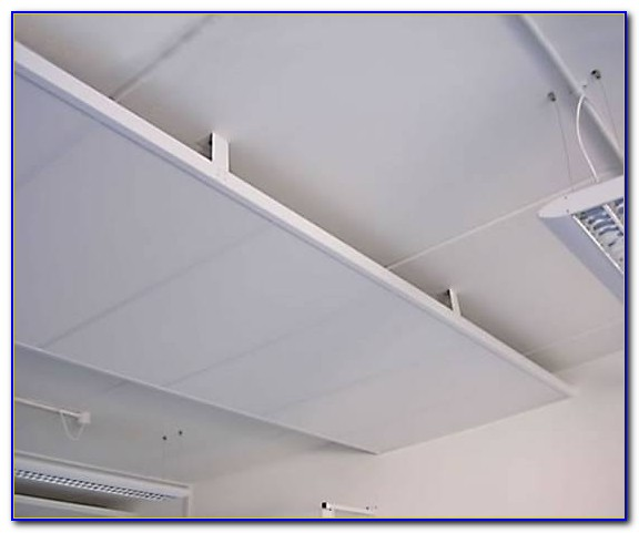 Noise Reducing Acoustical Ceiling Tiles