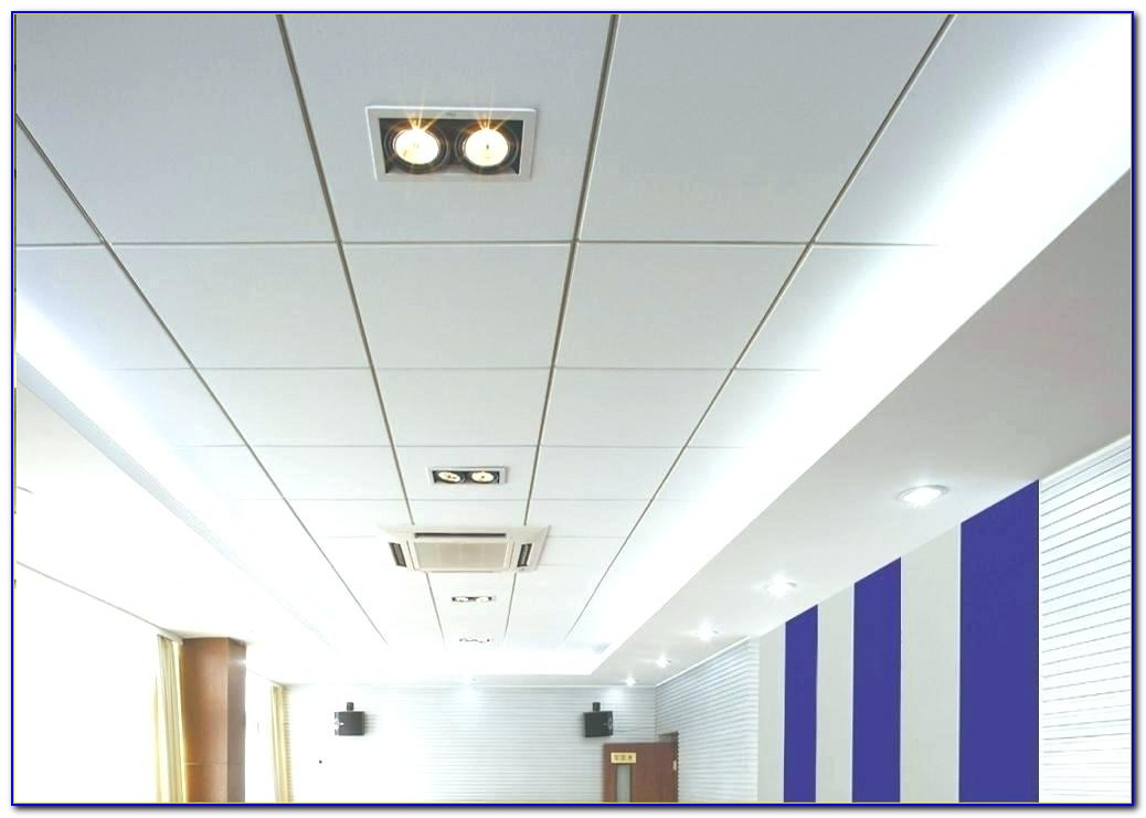 Noise Reduction Ceiling Tiles