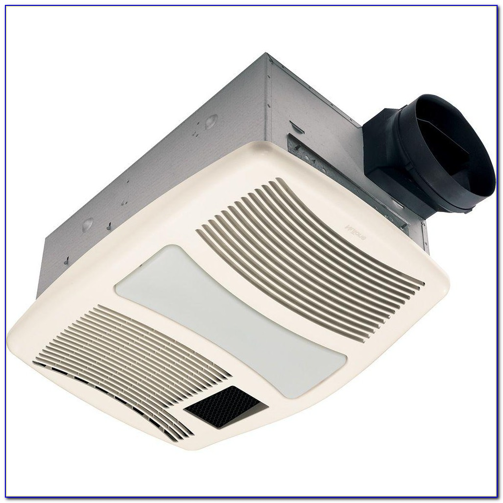 Nutone Bathroom Ceiling Heater Fan Light
