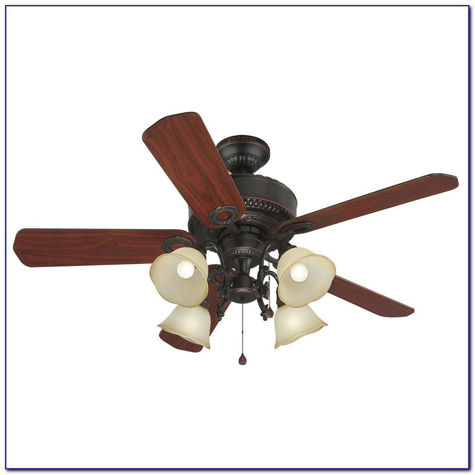 Oiled Rubbed Bronze Ceiling Fan
