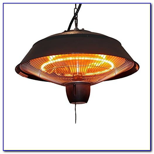 Outdoor Natural Gas Ceiling Heaters