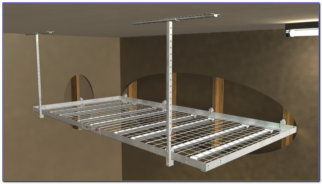 Overhead Storage Racks For Garage Uk