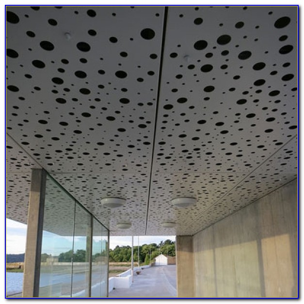Perforated Metal Ceiling Tiles Manufacturer