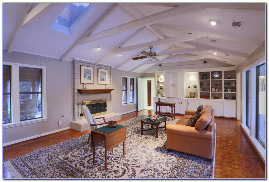 Recessed Can Lights For Vaulted Ceilings