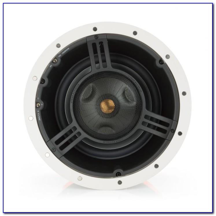 Recessed Ceiling Speakers Surround Sound