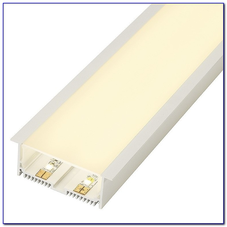 Recessed Led Ceiling Strip Lights