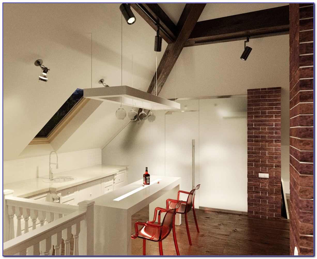 Recessed Lights For Slanted Ceilings