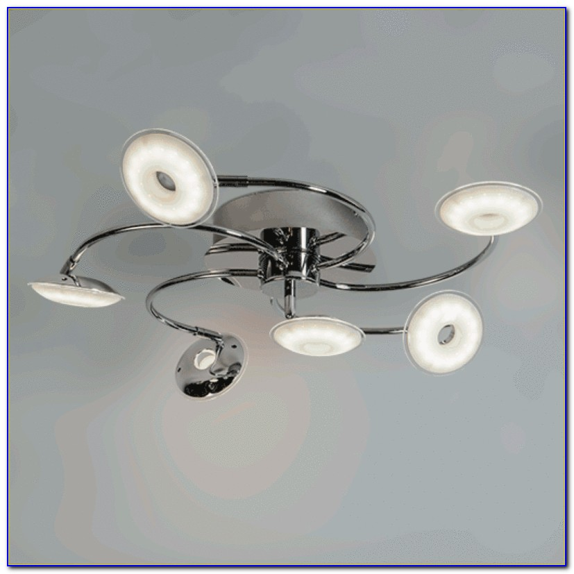 Remote Control Ceiling Light Fitting