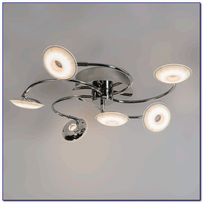 Remote Control Ceiling Light Fitting (2)