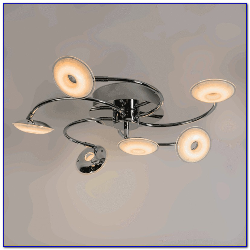 Remote Control Ceiling Light Fitting (3)