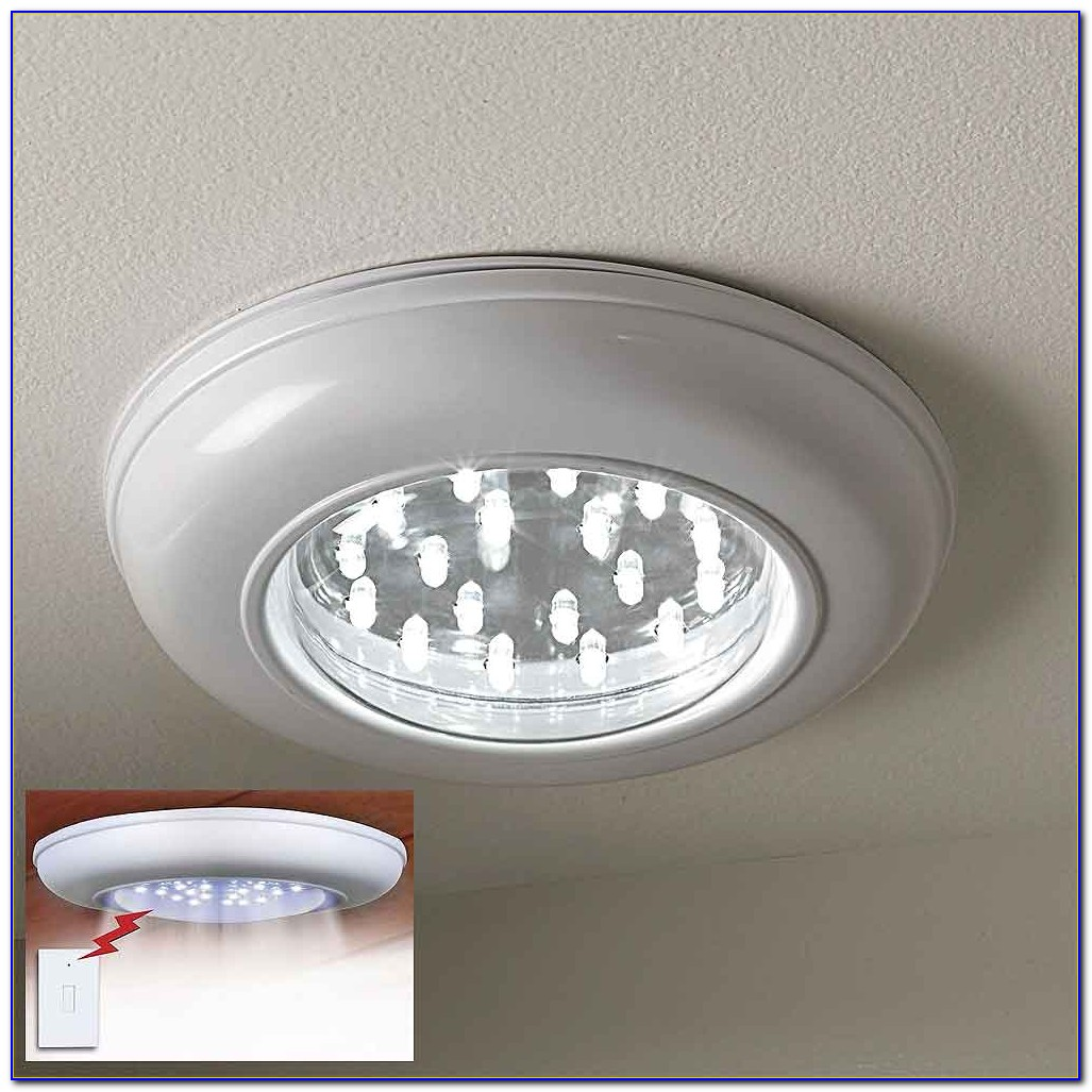 Remote Controlled Ceiling Light Switch
