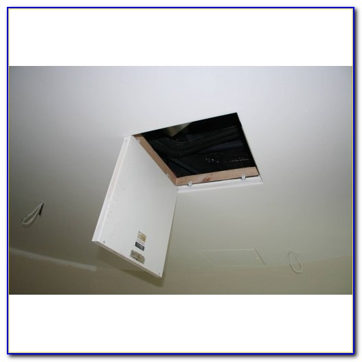 Sheetrock Ceiling Access Panel