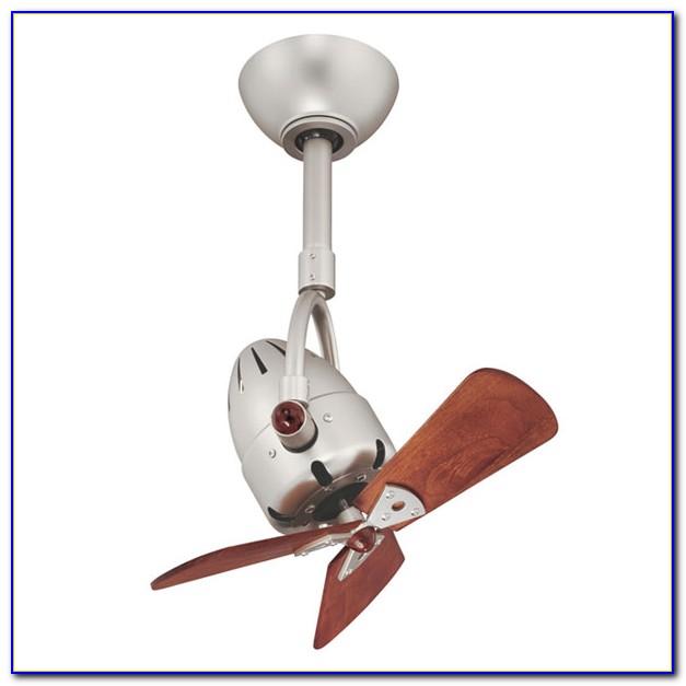 Short Blade Outdoor Ceiling Fan