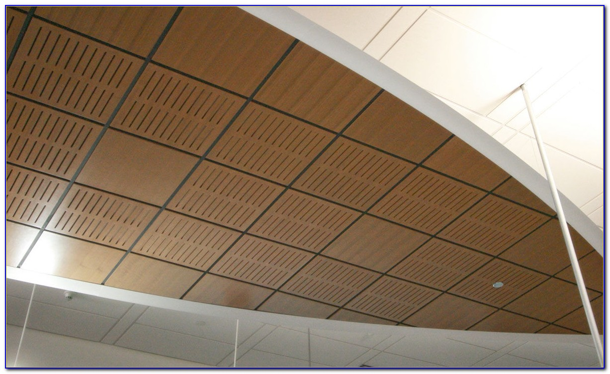 Sky Wash Vinyl Faced Ceiling Tiles