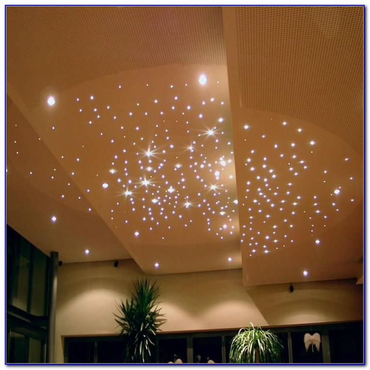 Small Fiber Optic Star Ceiling Lighting Kit