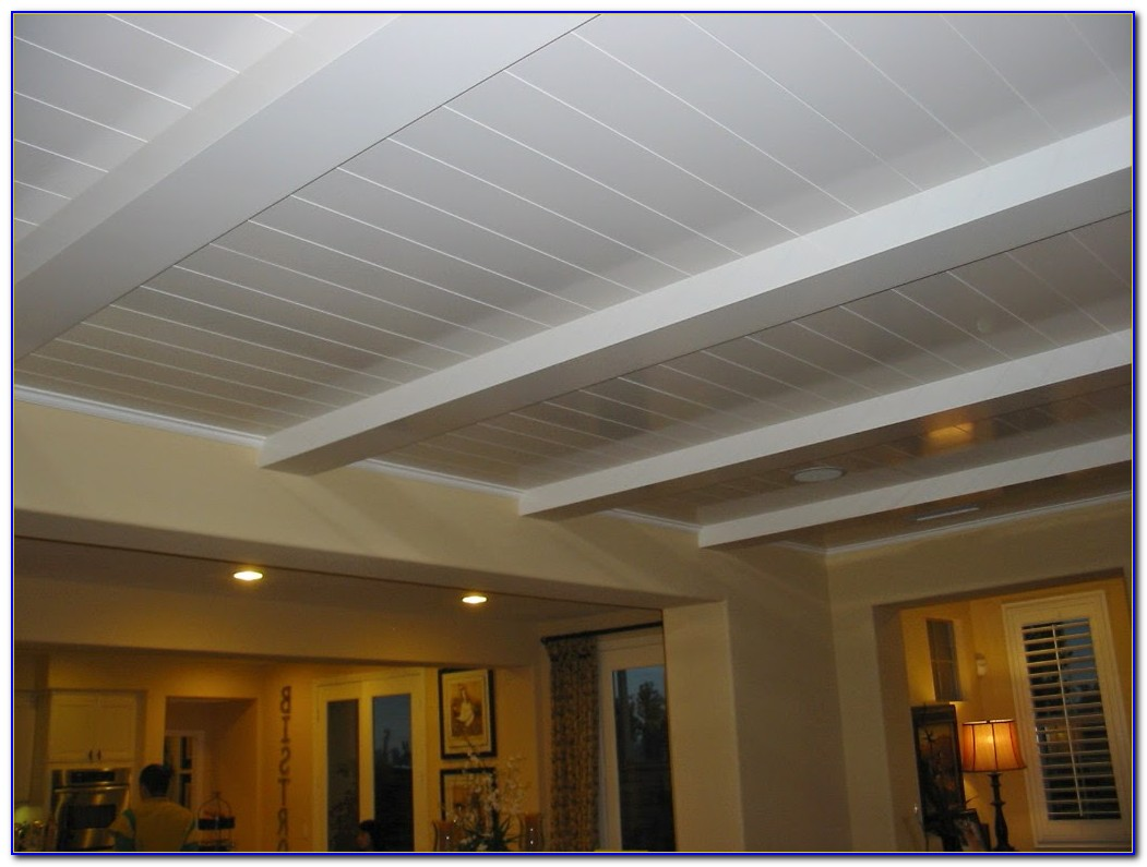 Sound Insulating Drop Ceiling Basement