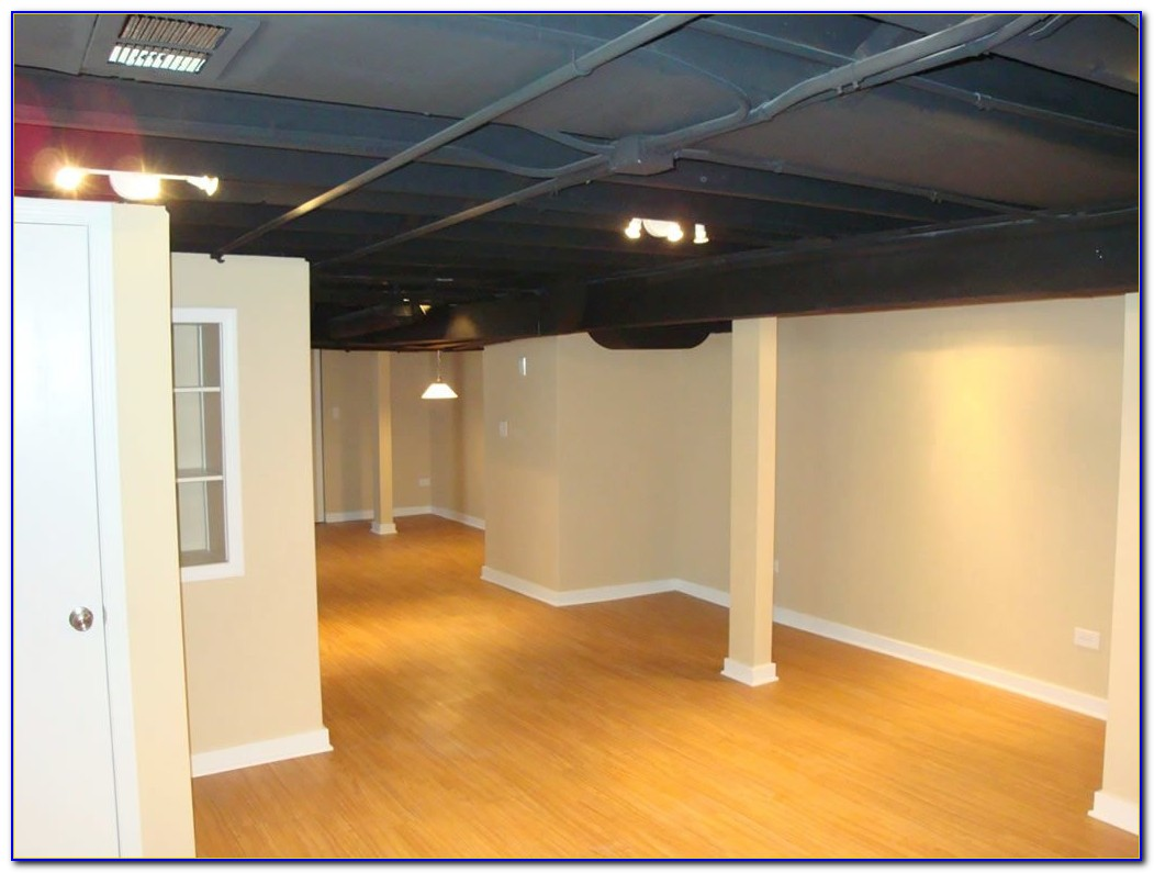 Sound Insulation Basement Ceiling