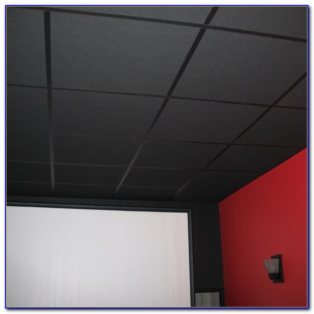 Soundproof Suspended Ceiling Tiles