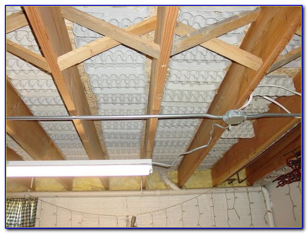 Soundproofing A Finished Basement Ceiling
