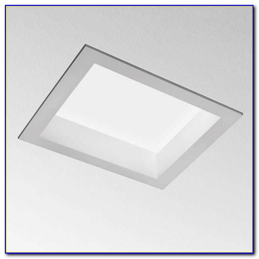 Square Recessed Ceiling Spotlights