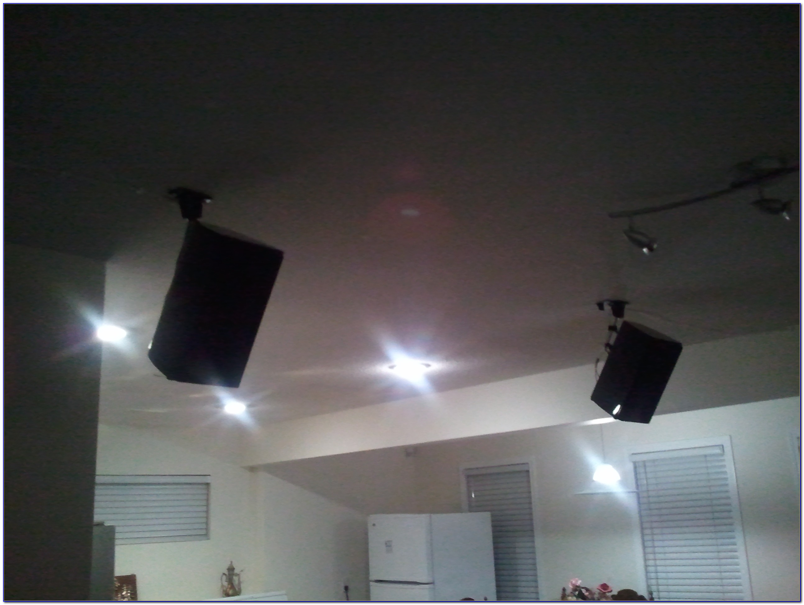 Surround Sound Speakers In Ceiling