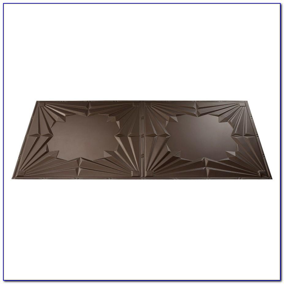 Tin Ceiling Tiles 24 X 48