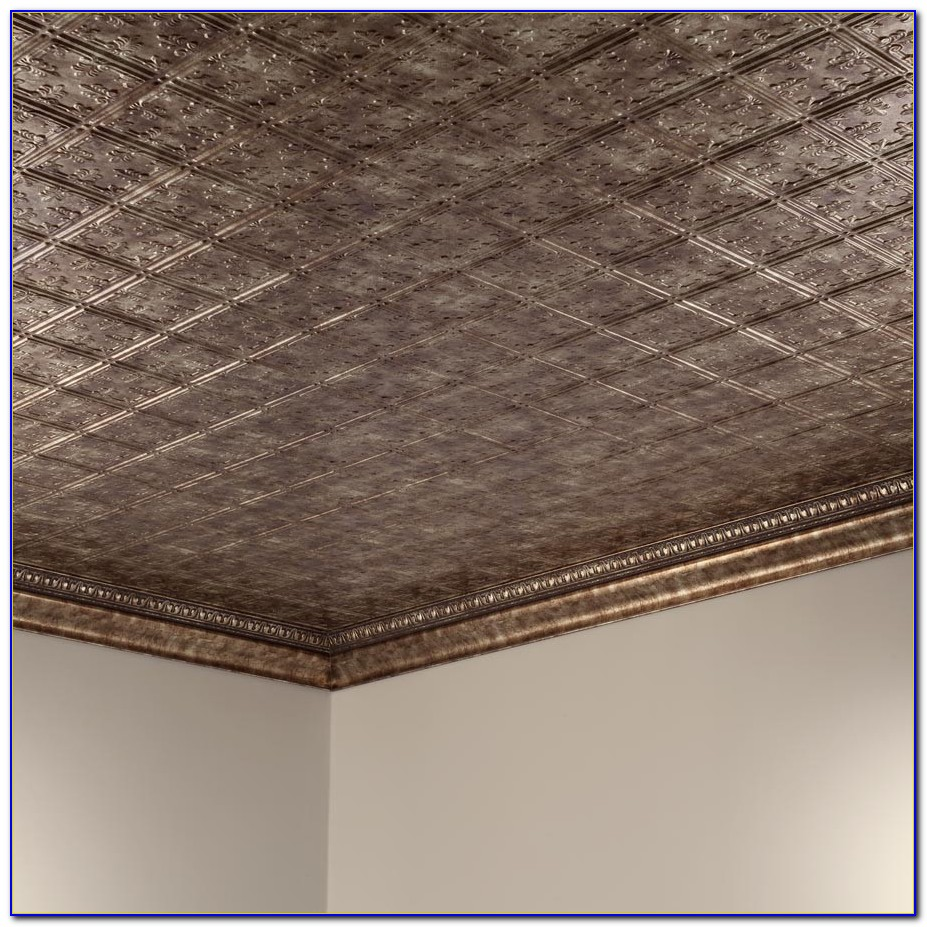 Tin Drop Ceiling Tiles 2x4