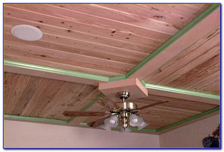 Tongue And Groove Ceiling Panels