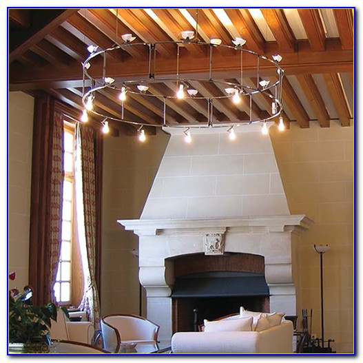 Track Lighting For Sloped Ceilings