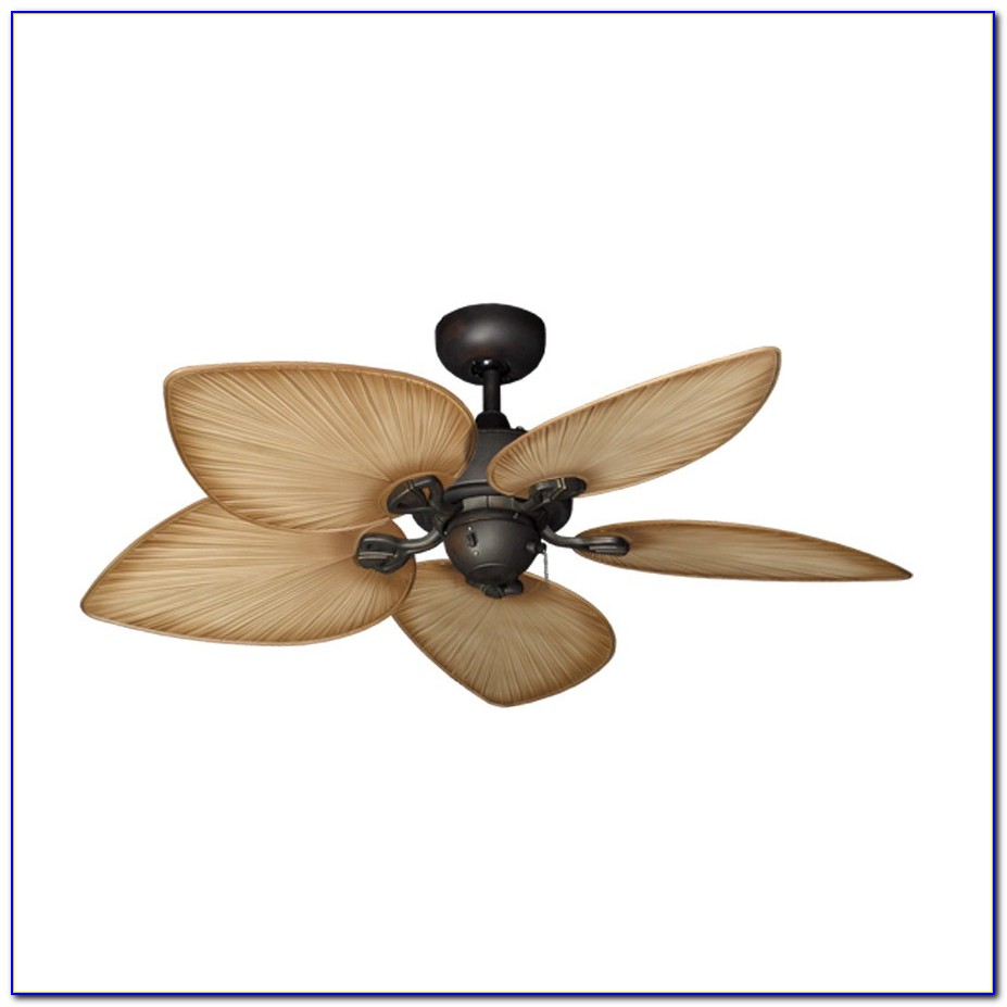 Tropical Ceiling Fan Blades