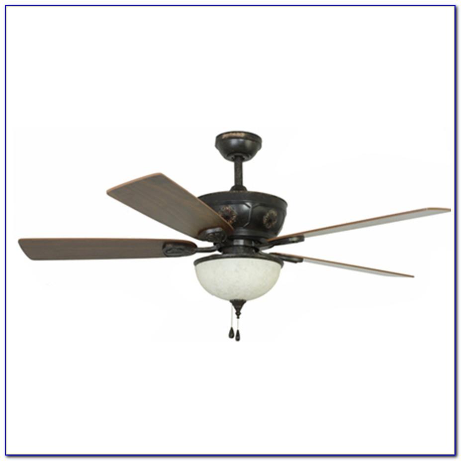Twin Breeze Aged Bronze Ceiling Fan