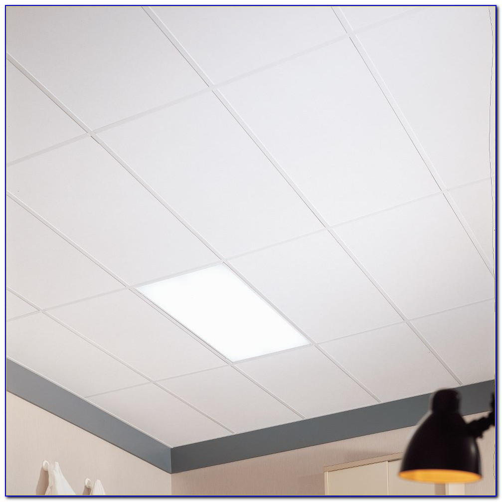 Vinyl Faced Drywall Ceiling Tile