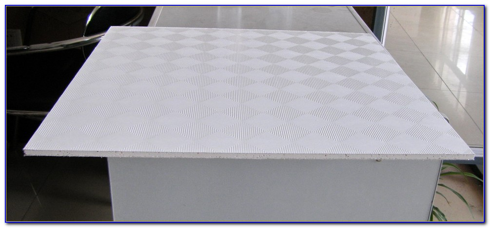 Water Resistant Suspended Ceiling Tiles