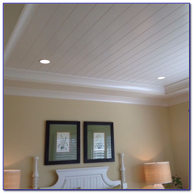 Wood Paneling For Ceilings