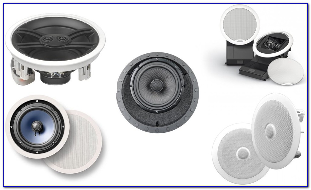 Yamaha In Ceiling Home Theater Speakers