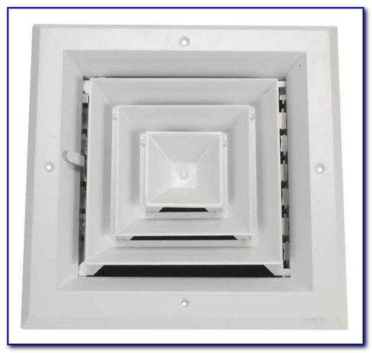 2x2 Air Diffusers For Drop Ceilings Plastic